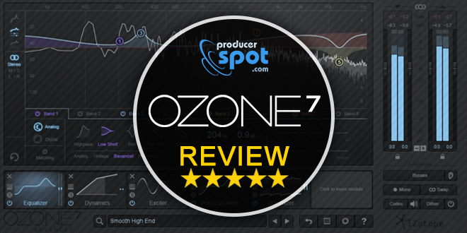 IZotope Ozone 7 Advanced Crack Authorization Code Free Download